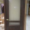 двери с пескоструйным рисунком