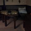 Мебель для загородного клуба из дерева, брашированная мебель из массива дуба и сосны