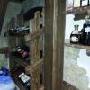 Полки и мебель для винного погреба